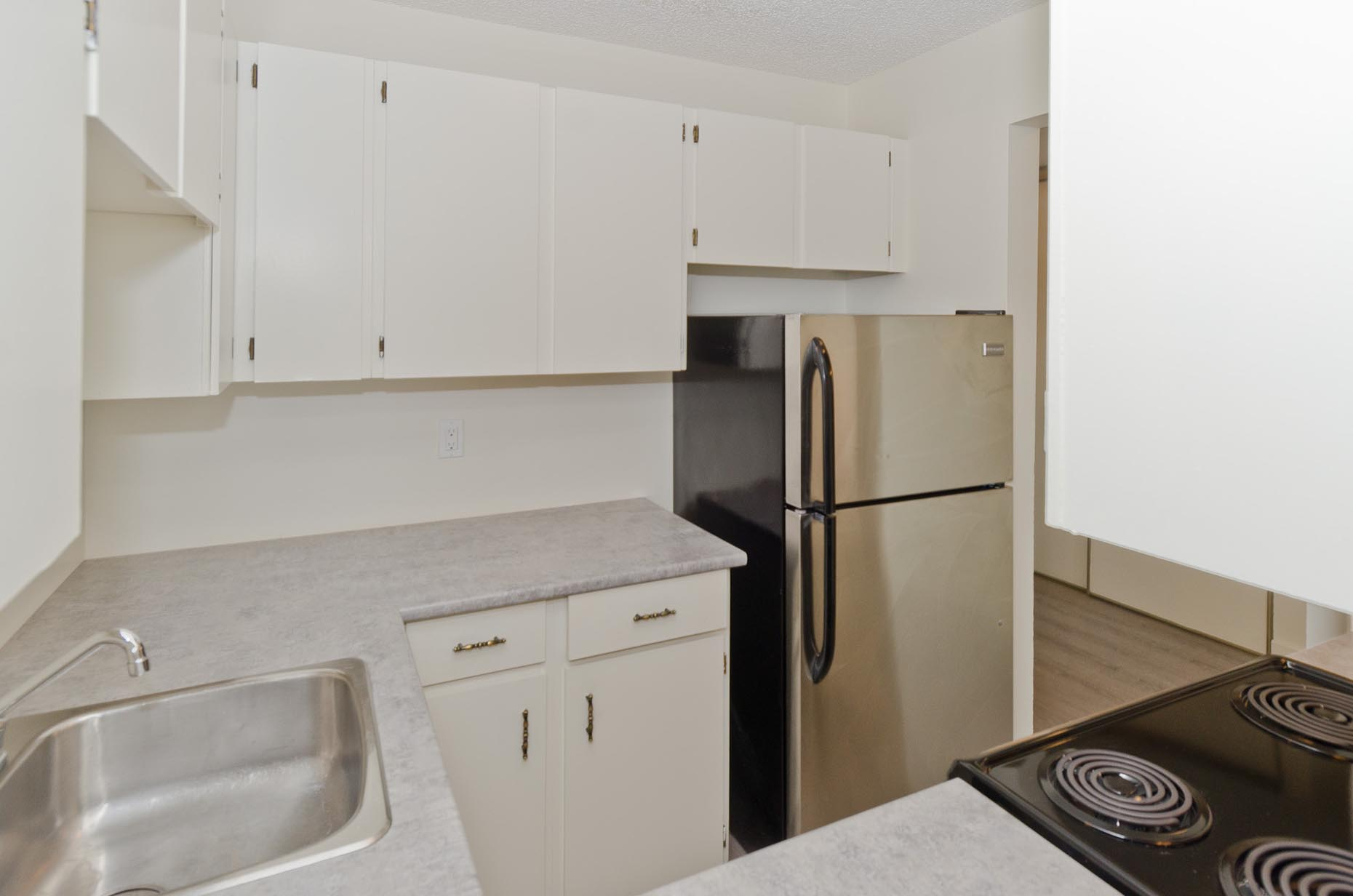 Premium Kitchen in Pineridge Aparments