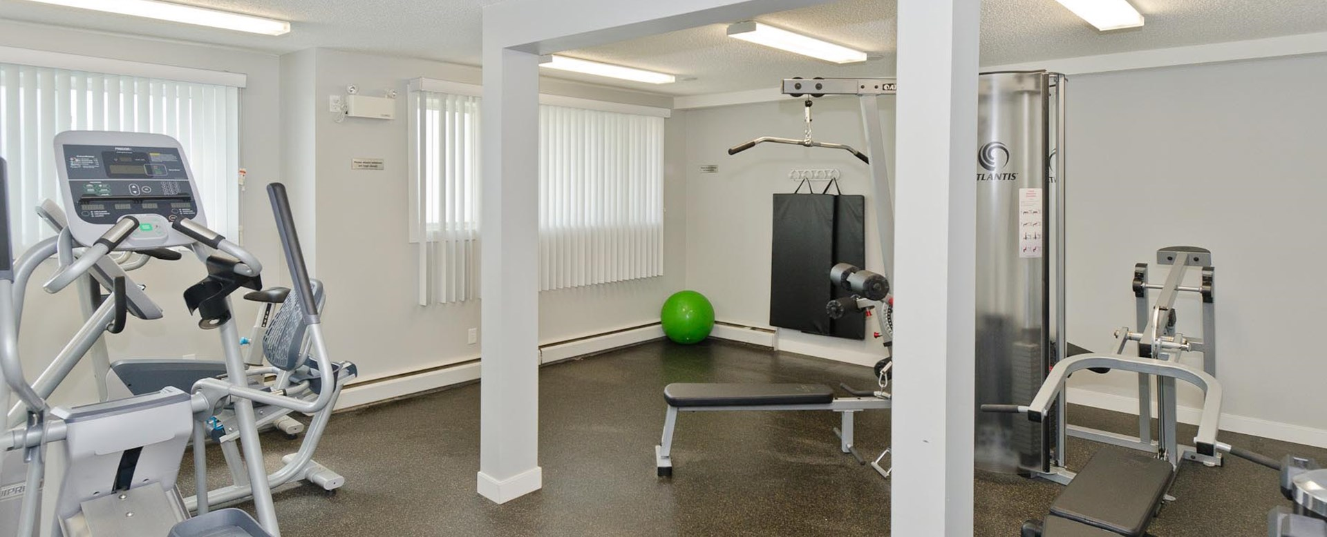 Fitness Centre at Lakeside Estates