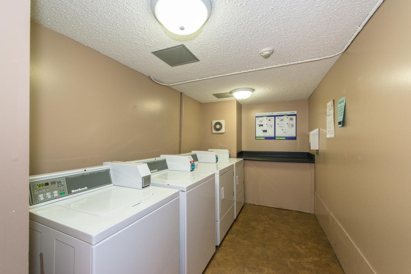 On-site Laundry at Primrose Lane Apartments