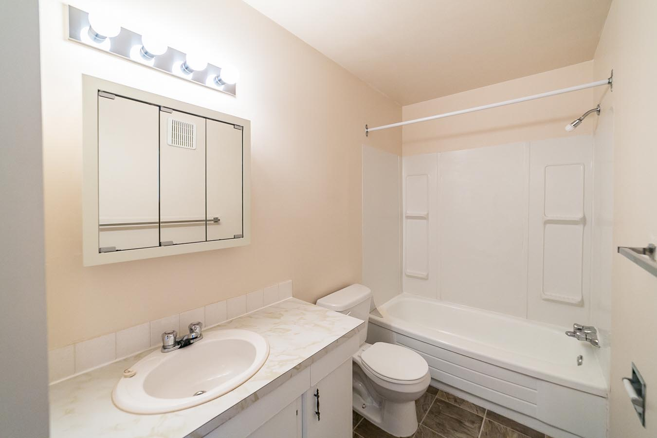 Classic Bathroom in Sandstone Pointe